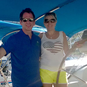 Jeanneau Sun Odyssey 36i New Owners