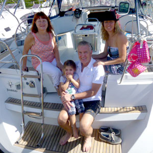 Jeanneau Sun Odyssey 44i New Owners