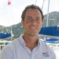 Richard Vass, The Moorings Yacht Broker