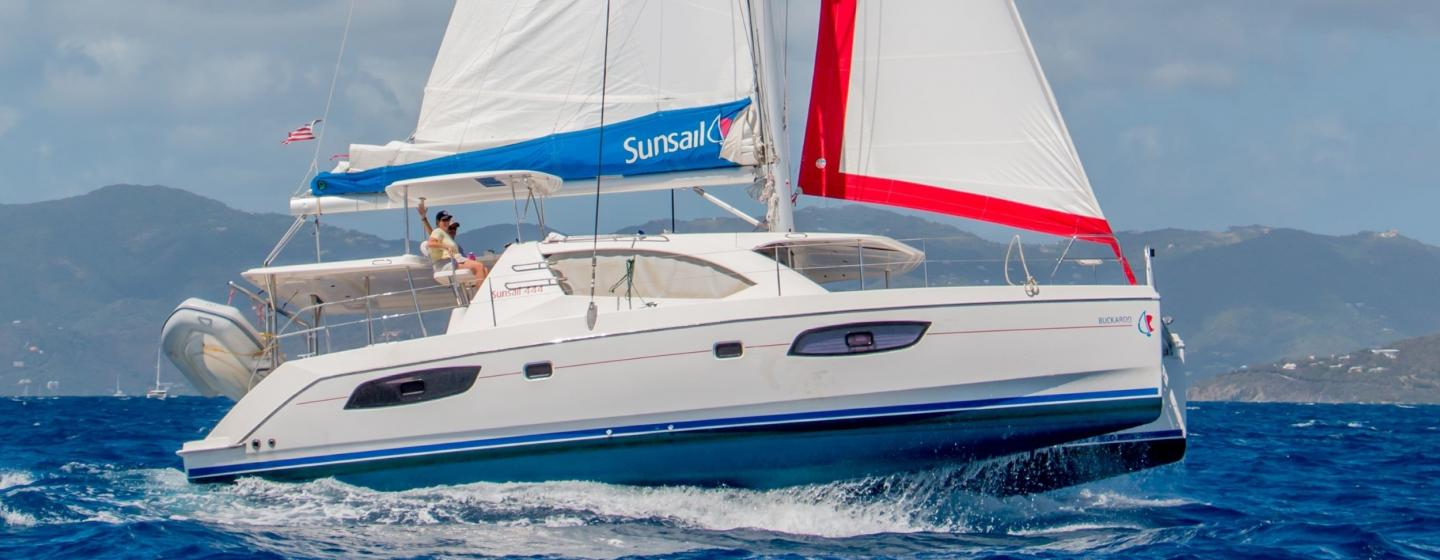 Sunsail 444 for sale -  375 000