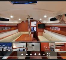 Used boat virtual tour